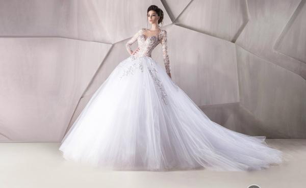 اليانور كوتور - فستان الزفاف - بيروت