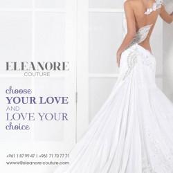 اليانور كوتور-فستان الزفاف-بيروت-5