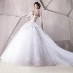 اليانور كوتور-فستان الزفاف-بيروت-1