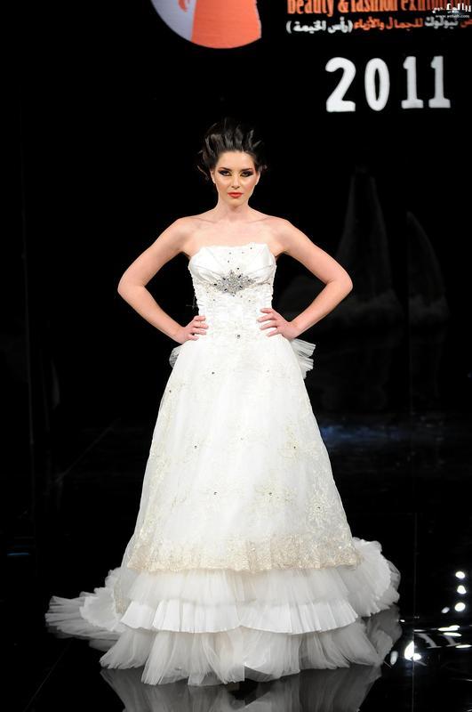 موزجان هوت كوتور - فستان الزفاف - دبي