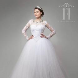 فرح حسان-فستان الزفاف-بيروت-1