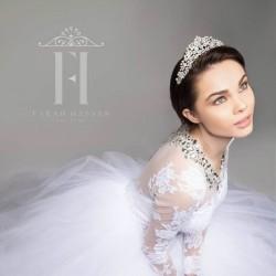فرح حسان-فستان الزفاف-بيروت-3