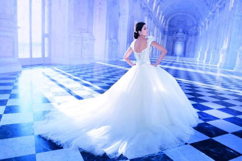 افراح بلازا - فستان الزفاف - بيروت