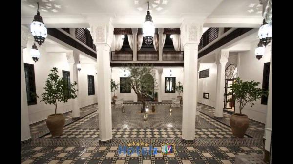 Bellamane Ryad Spa - Hôtels - Marrakech