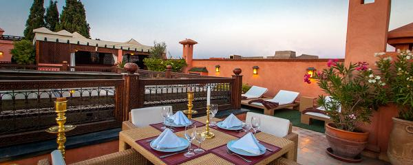 الببغاء الأزرق أجنحة سبا - الفنادق - مراكش