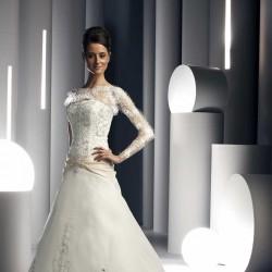 غزلان الخضراء للأزياء-فستان الزفاف-أبوظبي-2