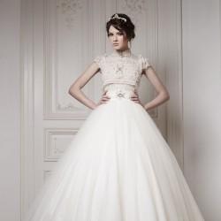 غزلان الخضراء للأزياء-فستان الزفاف-أبوظبي-3
