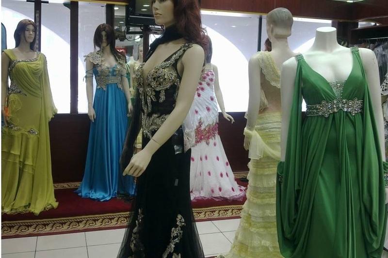 زنوبيا للأزياء - فساتين سهرة وخطوبة - أبوظبي