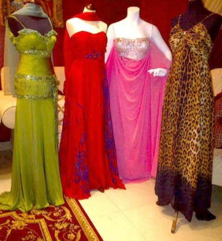 ايفنينج بوتيك - فستان الزفاف - دبي