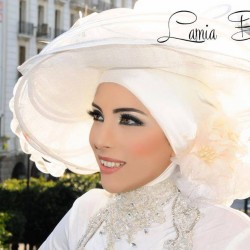 لمياء جمال-الشعر والمكياج-مدينة تونس-6