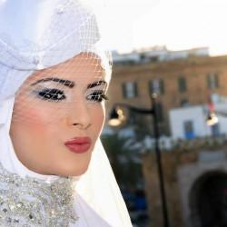 لمياء جمال-الشعر والمكياج-مدينة تونس-5