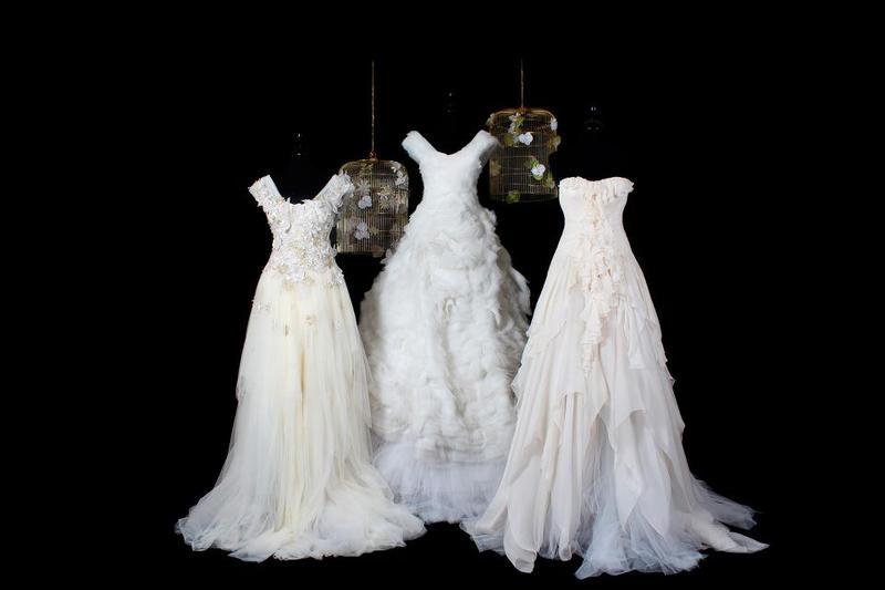 هلا دبس - فستان الزفاف - بيروت