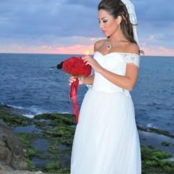 ندى تلحمي-فستان الزفاف-بيروت-4
