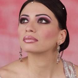 سيدة الجميلة-الشعر والمكياج-مدينة تونس-3