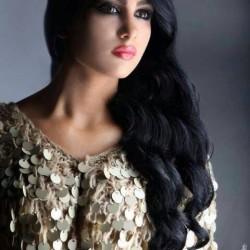 منال بارازي-الشعر والمكياج-الدوحة-5