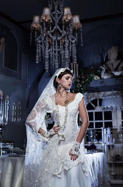 ليلي برايدال - فستان الزفاف - دبي