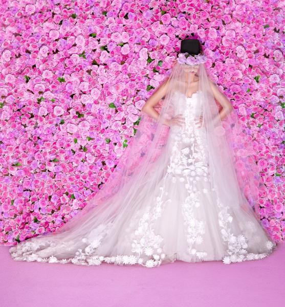 ليزلي ميزون دي كوتور - فستان الزفاف - بيروت