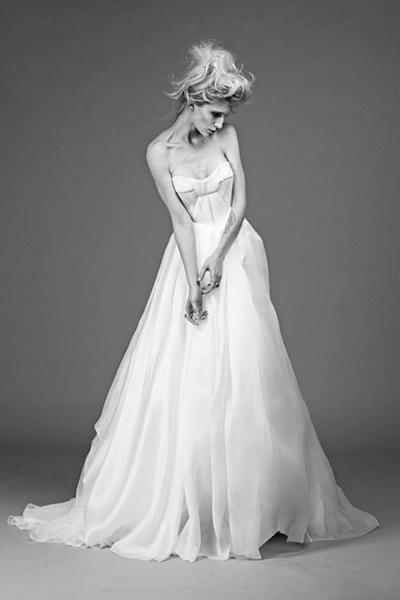 لارا خوري - فستان الزفاف - بيروت
