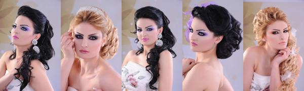 فضاء كوكة الجمال - الشعر والمكياج - مدينة تونس