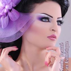 فضاء كوكة الجمال-الشعر والمكياج-مدينة تونس-5