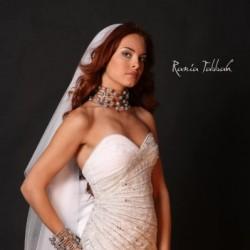 رانيا طباخ-فستان الزفاف-بيروت-2