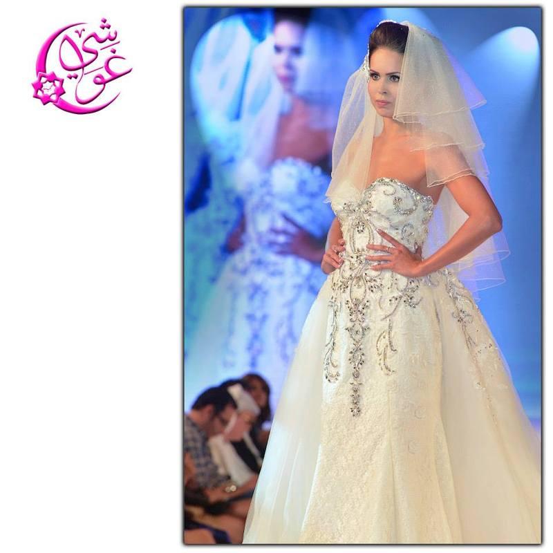 غاواشي كوتور - فستان الزفاف - دبي