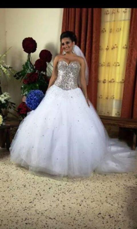 ريما هوت كوتور - فستان الزفاف - بيروت