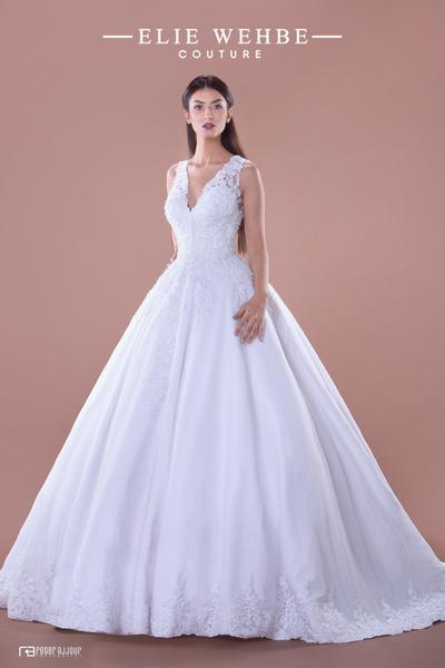 إيلي وهبي - فستان الزفاف - بيروت