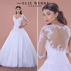 إيلي وهبي-فستان الزفاف-بيروت-4