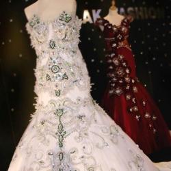 ملك فاشن-فستان الزفاف-الشارقة-1