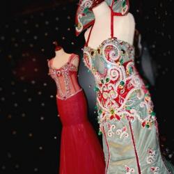 ملك فاشن-فستان الزفاف-الشارقة-2