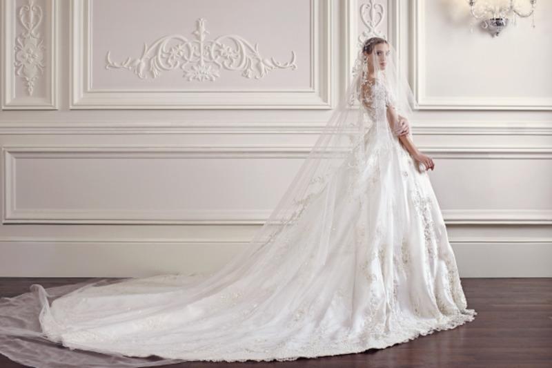 رامي العلي - فستان الزفاف - دبي