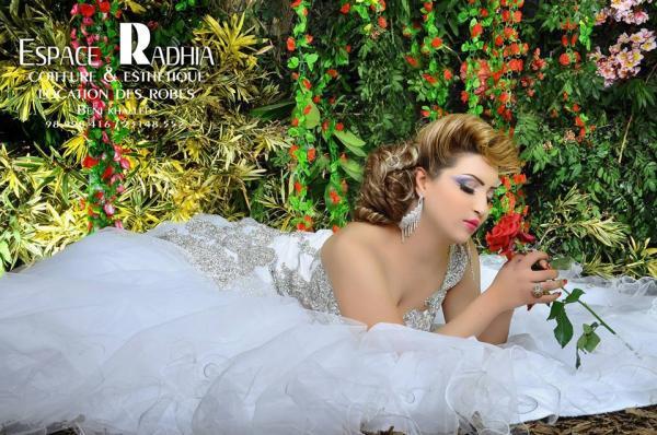 راضية - الشعر والمكياج - مدينة تونس
