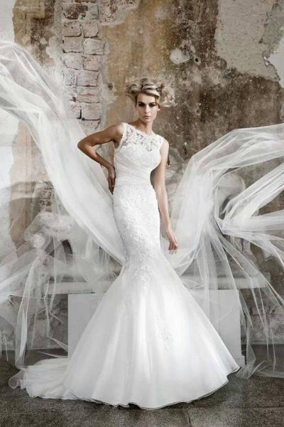 نوفيا قطر - فستان الزفاف - الدوحة