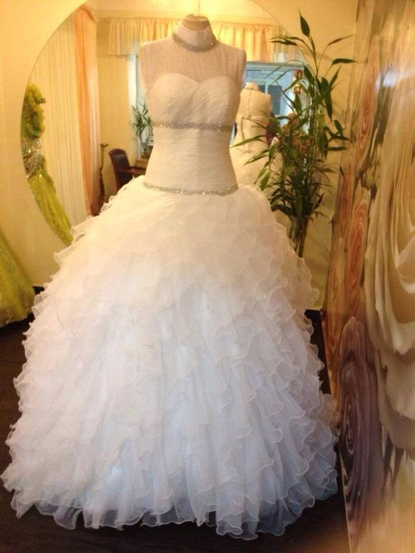 Bridal Gowns Kuwait : Dress farahy wedding gowns city of kuwait zafaf