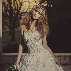 دار هيا الحوطي للأزياء-فستان الزفاف-مدينة الكويت-2