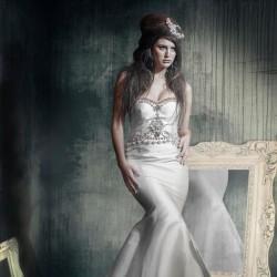 دار هيا الحوطي للأزياء-فستان الزفاف-مدينة الكويت-4