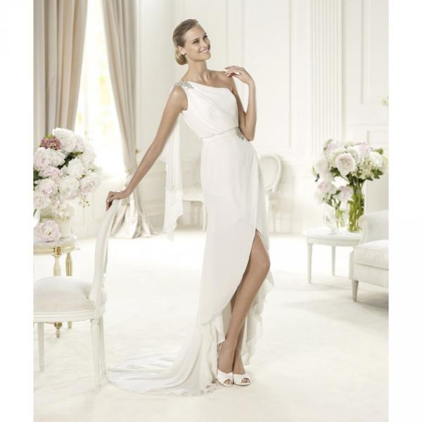 ماجيستي هوت كوتور - فستان الزفاف - الدوحة