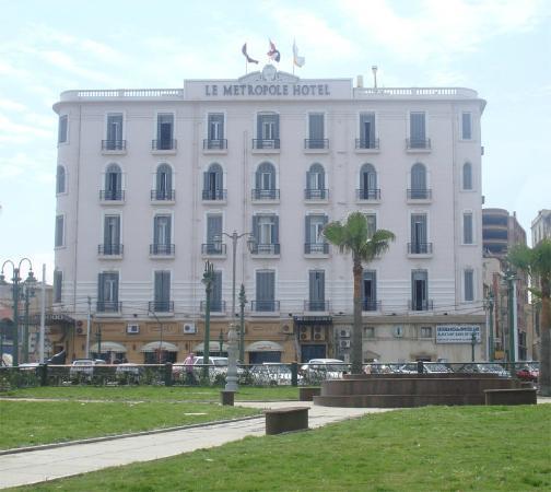 فندق برادايس ان -   لو متروبول - الفنادق - الاسكندرية