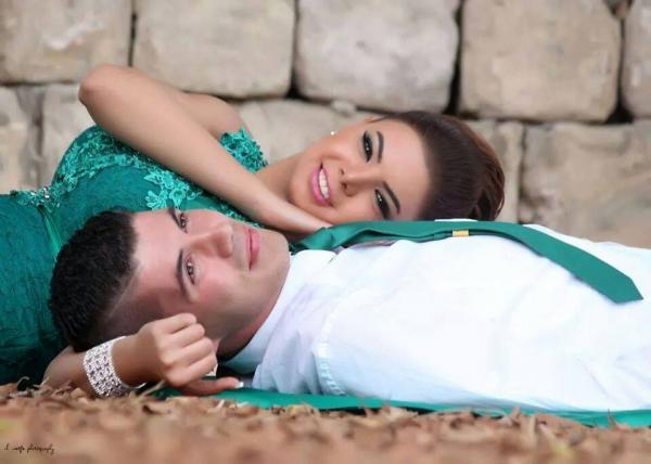 فاضل وماري - الشعر والمكياج - بيروت
