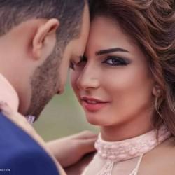 فاضل وماري-الشعر والمكياج-بيروت-2