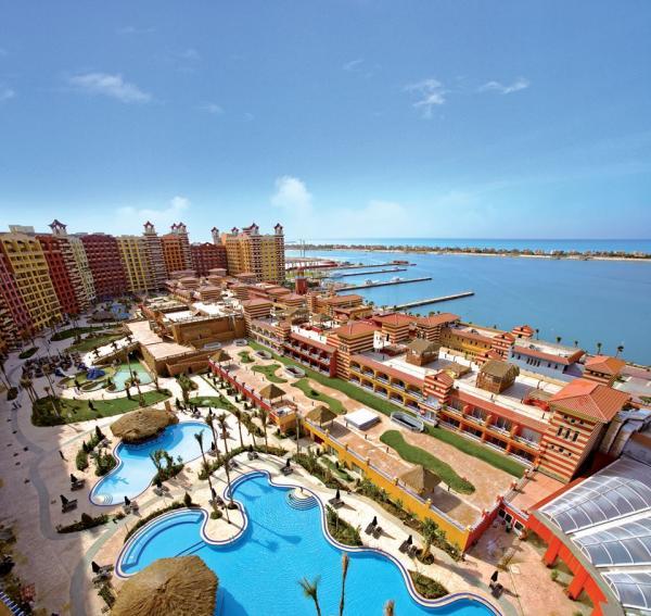بورتو مارينا ريزورت الإسكندرية - الفنادق - الاسكندرية