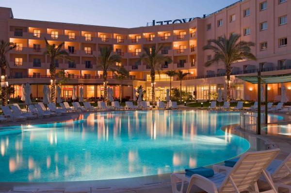 فندق نوفوتيل 6 اكتوبر - الفنادق - القاهرة