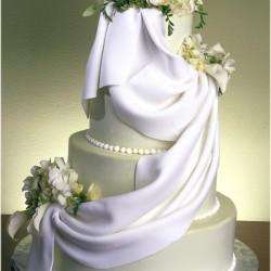 غزل البنات-كيك الزفاف-الدوحة-6
