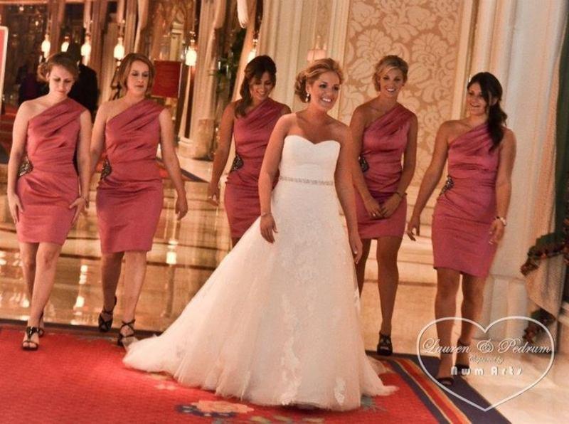 برايد دريس - فستان الزفاف - الاسكندرية