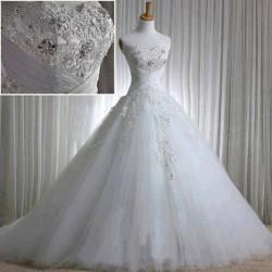لمسة فاشن-فستان الزفاف-الاسكندرية-5