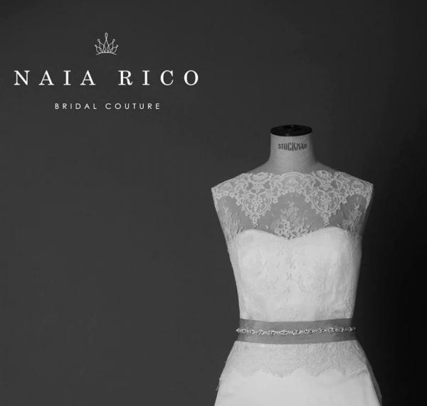 نايا ريكو كوتور - فستان الزفاف - دبي