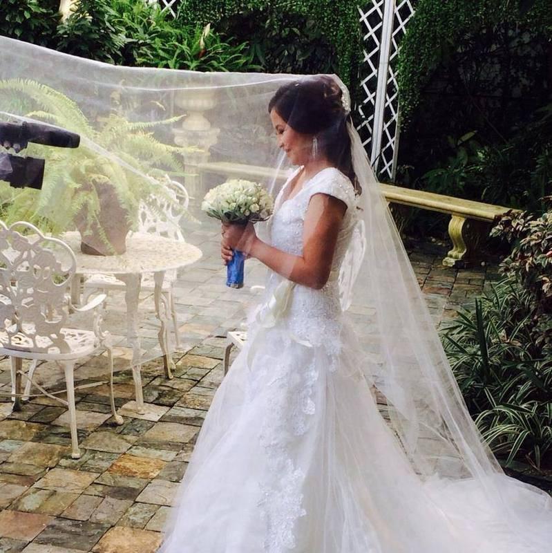 ايميليز كريشن - فستان الزفاف - دبي
