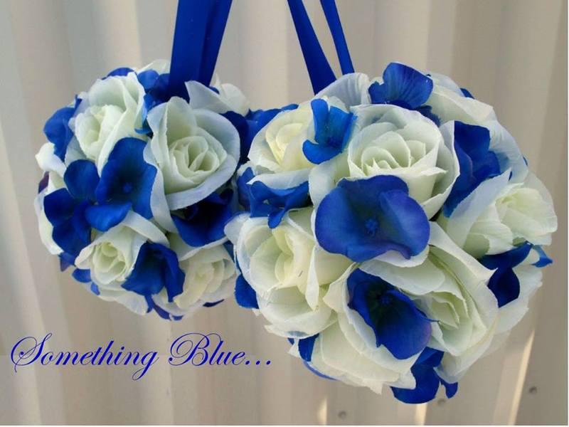 سمثينغ بلو - زهور الزفاف - دبي