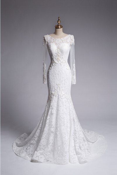 ذا جلوس هاوس - فستان الزفاف - أبوظبي
